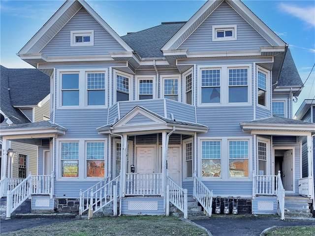 138 Burroughs Street, Bridgeport, CT 06608 (MLS #170367726) :: Carbutti & Co Realtors