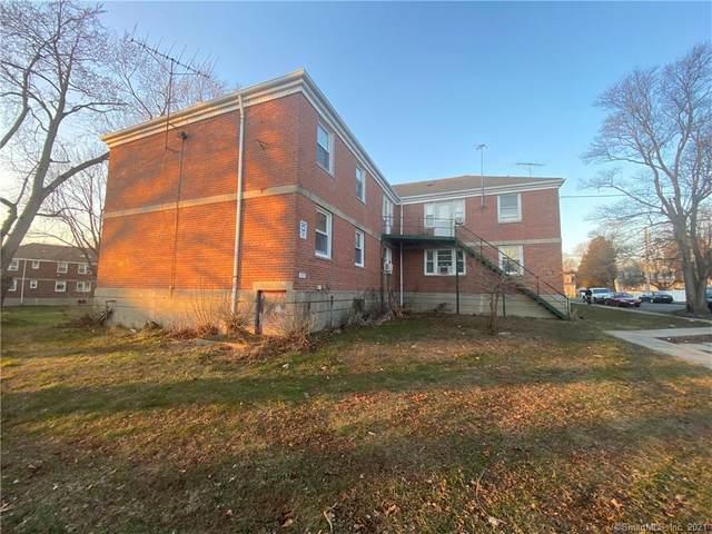 337 Weber Avenue #16, Stratford, CT 06614 (MLS #170368132) :: Carbutti & Co Realtors