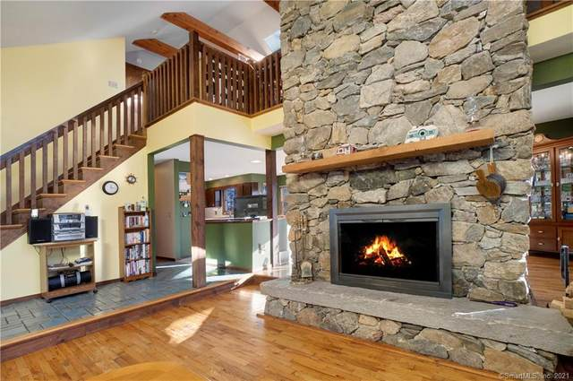 11 Spruce Mountain Trail, Danbury, CT 06810 (MLS #170368970) :: Tim Dent Real Estate Group