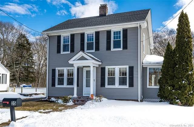 35 Maher Avenue, Hamden, CT 06518 (MLS #170369496) :: Tim Dent Real Estate Group