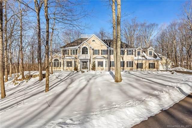 9 John Todd Way, Redding, CT 06896 (MLS #170372353) :: Tim Dent Real Estate Group