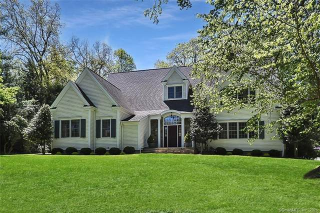 34 Myanos Road, New Canaan, CT 06840 (MLS #170372777) :: Spectrum Real Estate Consultants