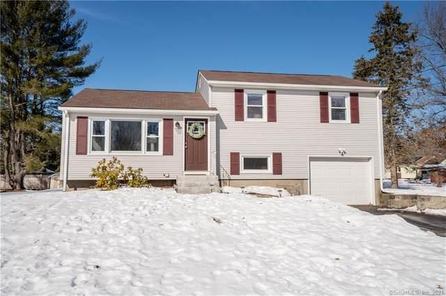 85 Ronda Drive, South Windsor, CT 06074 (MLS #170373434) :: Mark Boyland Real Estate Team