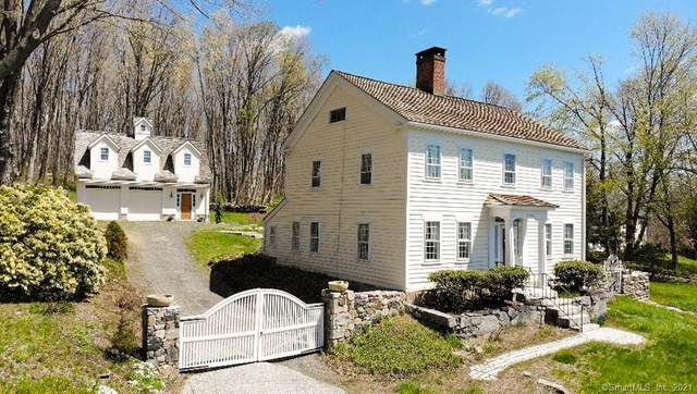 11 Whisconier Road, Brookfield, CT 06804 (MLS #170373991) :: Next Level Group