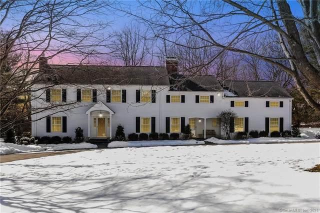 5 Watch Tower Road, Darien, CT 06820 (MLS #170374708) :: Kendall Group Real Estate | Keller Williams
