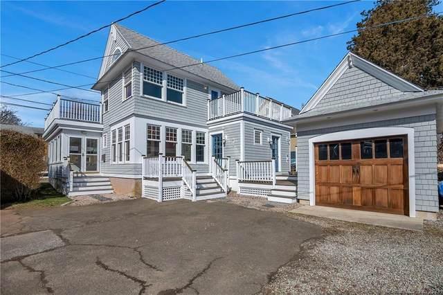 40 Little Bay Lane, Branford, CT 06405 (MLS #170374879) :: Spectrum Real Estate Consultants