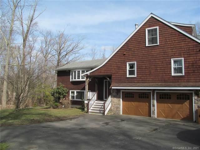 32 Glen Hill Road, Redding, CT 06896 (MLS #170375134) :: Spectrum Real Estate Consultants