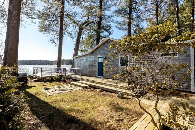 180 Laurel Point Road, Killingly, CT 06241 (MLS #170375944) :: Around Town Real Estate Team