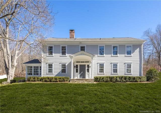 179 Lyons Plain Road, Weston, CT 06883 (MLS #170378079) :: Forever Homes Real Estate, LLC