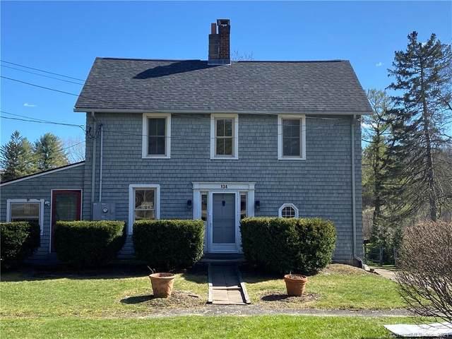 134 East Street, Litchfield, CT 06759 (MLS #170378601) :: Around Town Real Estate Team