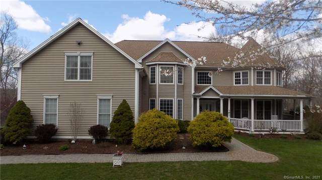 151 Guernsey Lane, New Milford, CT 06776 (MLS #170378620) :: Forever Homes Real Estate, LLC