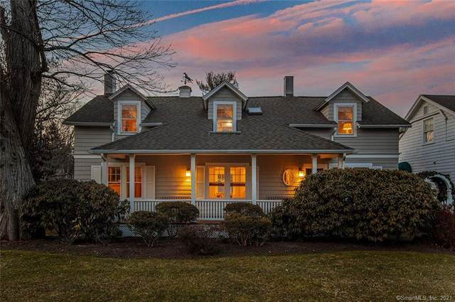 33 Old Farm Road, Darien, CT 06820 (MLS #170378694) :: Forever Homes Real Estate, LLC