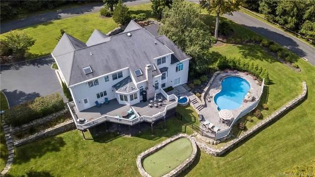 16 Equestrian Ridge, Newtown, CT 06470 (MLS #170380038) :: Around Town Real Estate Team
