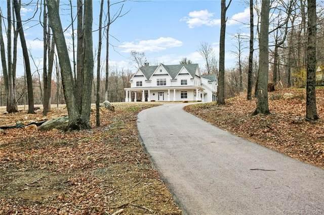 222 Spring Valley Road, Ridgefield, CT 06877 (MLS #170382964) :: Spectrum Real Estate Consultants