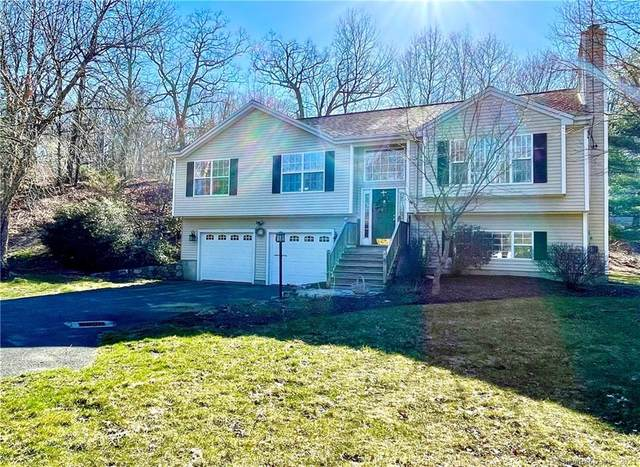 1 Blue Spruce Drive, Newtown, CT 06470 (MLS #170383327) :: Spectrum Real Estate Consultants
