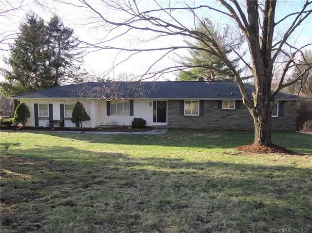 45 Skyridge Drive, Somers, CT 06071 (MLS #170383552) :: Around Town Real Estate Team