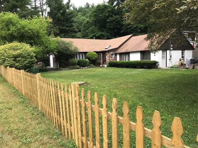 54 Riverside Road, Newtown, CT 06482 (MLS #170383760) :: Around Town Real Estate Team