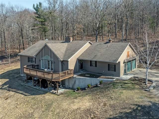 12 Spruce Drive, Litchfield, CT 06759 (MLS #170384339) :: Spectrum Real Estate Consultants