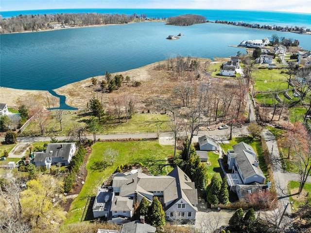21 Grove Point Road, Westport, CT 06880 (MLS #170385292) :: The Higgins Group - The CT Home Finder