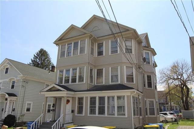 43-45 Earl Street, Waterbury, CT 06710 (MLS #170385411) :: Spectrum Real Estate Consultants