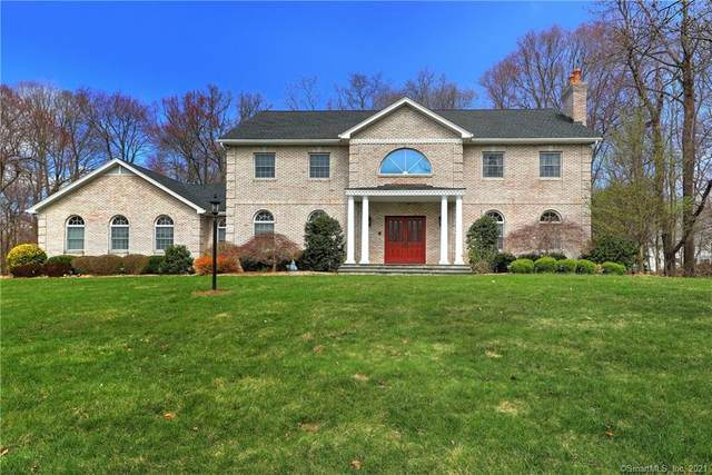 78 Crossbow Lane, Monroe, CT 06468 (MLS #170385417) :: The Higgins Group - The CT Home Finder