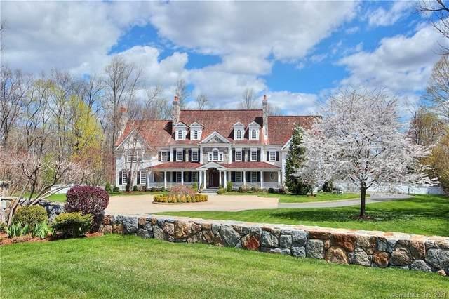 107 Devonwood Lane, New Canaan, CT 06840 (MLS #170385604) :: Spectrum Real Estate Consultants
