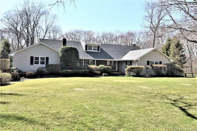 15 Singing Woods Road, Norwalk, CT 06850 (MLS #170385651) :: The Higgins Group - The CT Home Finder