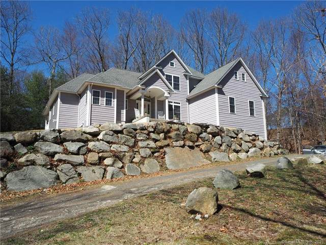 22 Wolf Hill Road, Wolcott, CT 06716 (MLS #170385986) :: Team Phoenix