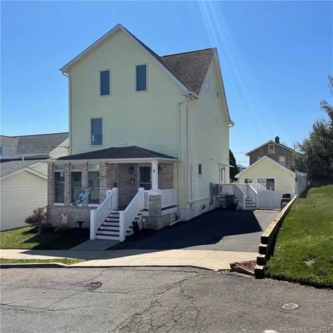 6 Hazel Street, West Haven, CT 06516 (MLS #170386175) :: Around Town Real Estate Team