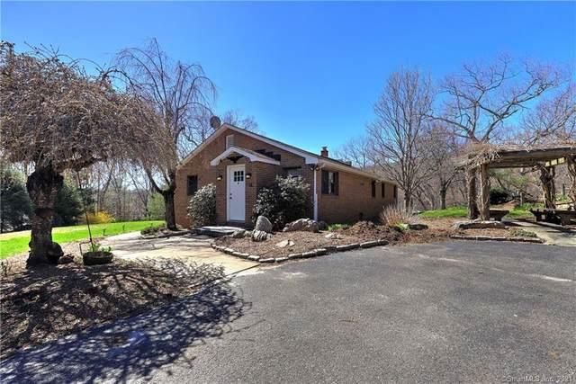16 Freedman Lane, Monroe, CT 06468 (MLS #170386623) :: Around Town Real Estate Team
