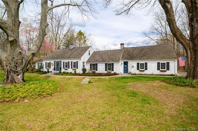 11 Long Meadow Hill Road, Brookfield, CT 06804 (MLS #170386953) :: Around Town Real Estate Team