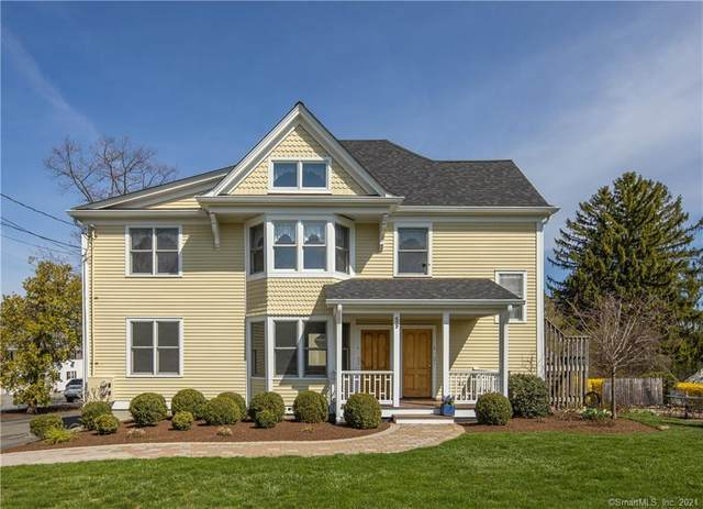 59 Prospect Street A, Ridgefield, CT 06877 (MLS #170387716) :: The Higgins Group - The CT Home Finder