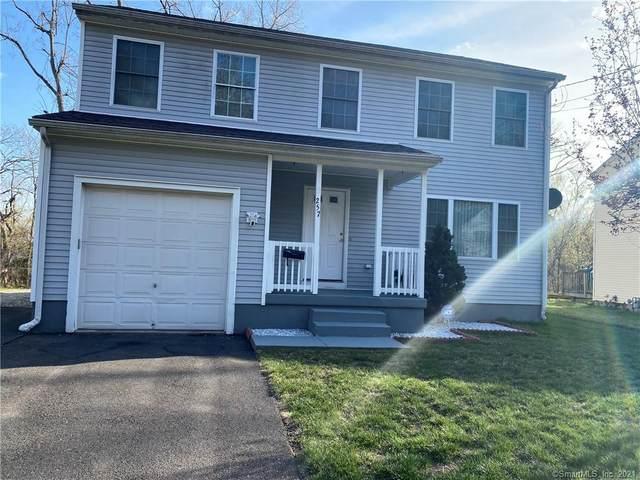 257 Tower Avenue, Hartford, CT 06120 (MLS #170388680) :: Spectrum Real Estate Consultants