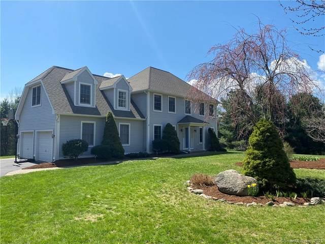 75 Hall Road, Hebron, CT 06248 (MLS #170389247) :: Forever Homes Real Estate, LLC