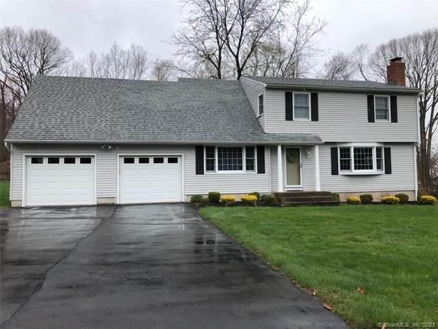 251 Deerfield Drive, Hamden, CT 06518 (MLS #170390445) :: Around Town Real Estate Team