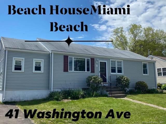 41 Washington Avenue, Old Lyme, CT 06371 (MLS #170390823) :: Team Feola & Lanzante | Keller Williams Trumbull