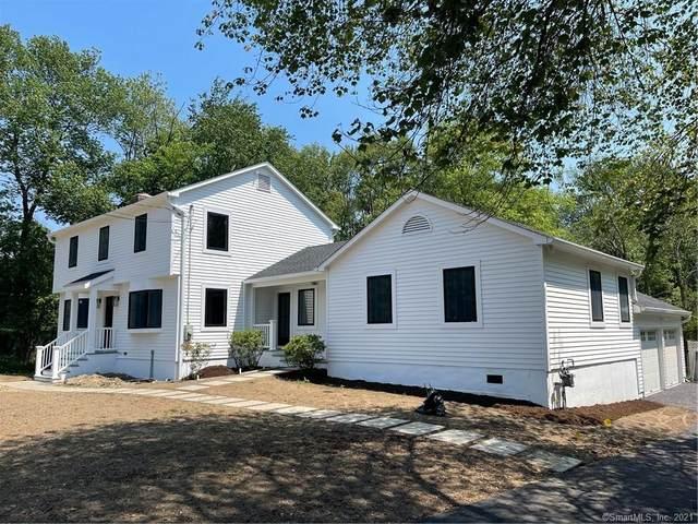 158 Long Lots Road, Westport, CT 06880 (MLS #170391230) :: Spectrum Real Estate Consultants