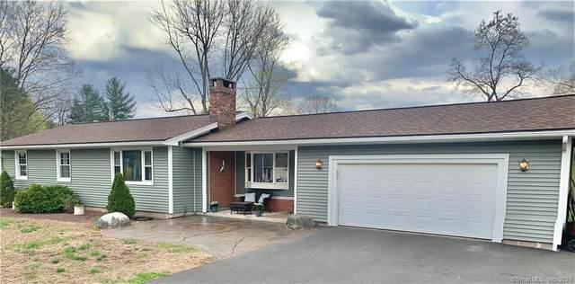 17 Zimmer Road, Granby, CT 06035 (MLS #170391526) :: Spectrum Real Estate Consultants