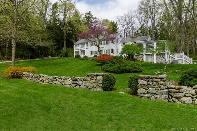 198 Mill Road, New Canaan, CT 06840 (MLS #170391958) :: Next Level Group