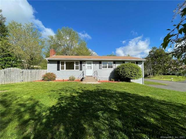30 Dana Lane, Meriden, CT 06451 (MLS #170392560) :: Around Town Real Estate Team