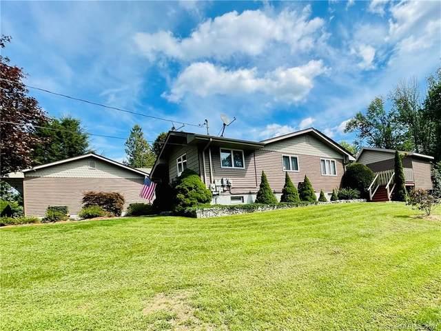 31 Pautipaug Hill Road, Franklin, CT 06254 (MLS #170394438) :: GEN Next Real Estate