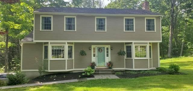 61 W Morris Road, Washington, CT 06794 (MLS #170394444) :: GEN Next Real Estate