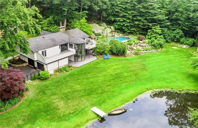 43 Ravenwood Drive, Weston, CT 06883 (MLS #170394578) :: The Higgins Group - The CT Home Finder