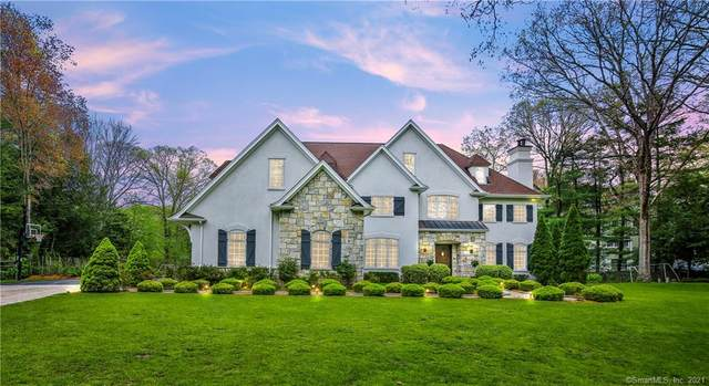 136 Old Kings Highway, Wilton, CT 06897 (MLS #170394732) :: Around Town Real Estate Team