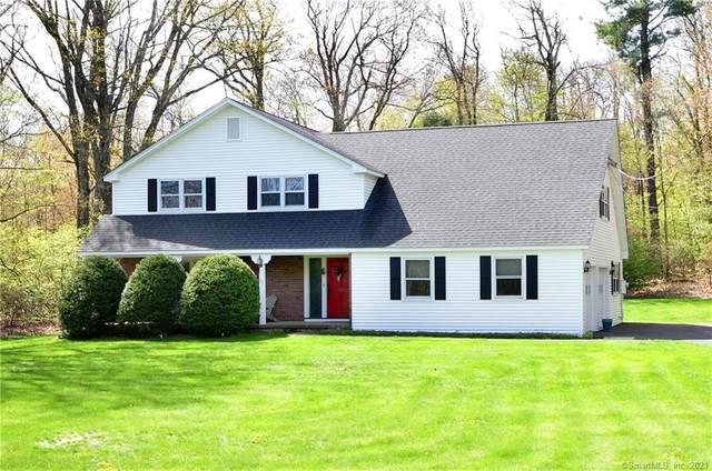 57 Granville Road, Hartland, CT 06027 (MLS #170394849) :: Spectrum Real Estate Consultants