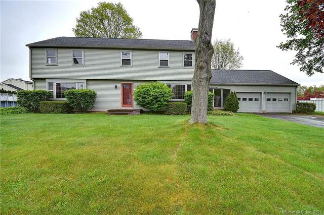 850 Cloverdale Circle, Wethersfield, CT 06109 (MLS #170395036) :: Around Town Real Estate Team