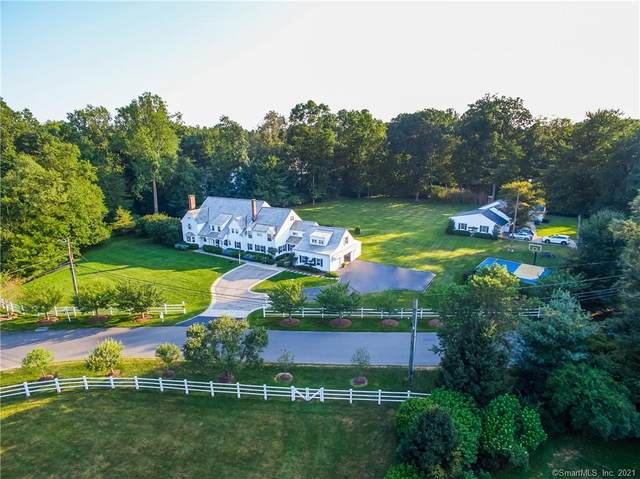 2 Melwood Lane, Westport, CT 06880 (MLS #170395291) :: Spectrum Real Estate Consultants