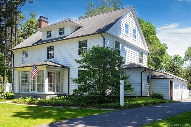 15 Main Street, Farmington, CT 06032 (MLS #170395472) :: Spectrum Real Estate Consultants