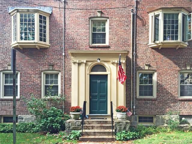 37 Rowsley Street #6, Bridgeport, CT 06605 (MLS #170395521) :: Around Town Real Estate Team