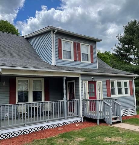 59 Mckenzie Avenue, Meriden, CT 06451 (MLS #170395714) :: Spectrum Real Estate Consultants